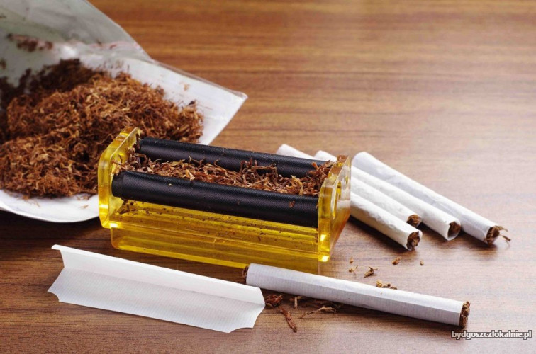 Tytoń na wagę Pueblo,Lucky strike i o wiele więcej