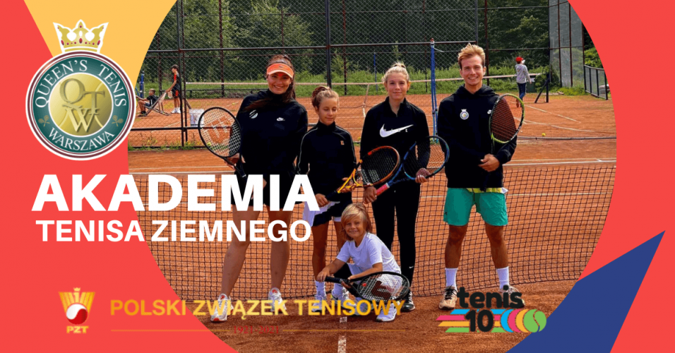 Nauka tenisa ziemnego Warszawa Żoliborz Dzieci Dorośli