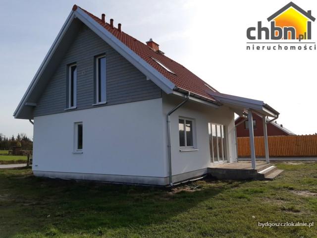 Nowy, funkcjonalny dom z poddaszem użytkowym!